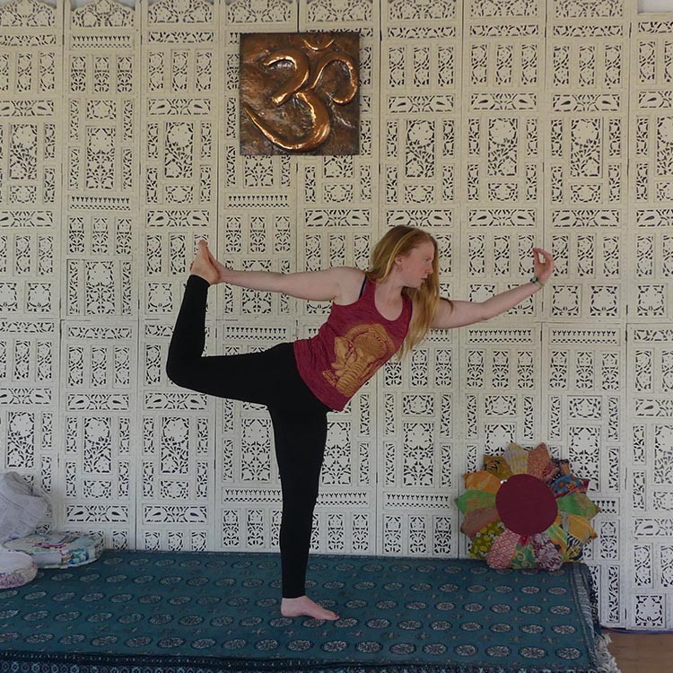 In Swami's Yoga Retreat