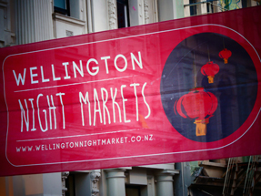 Wellington Night Markets