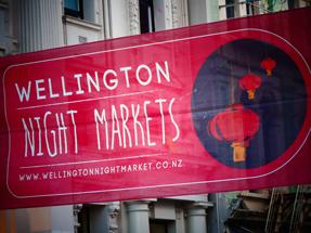 Wellington Night Markets