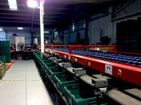 Sorting machinery