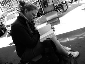 Street-Reading in Wellington
