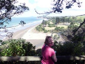 Shakespear Regional Park coastal walk