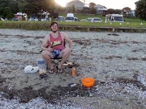 Thomas BBQ Snells Beach
