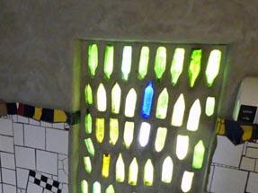 Toilet Hundertwasser design