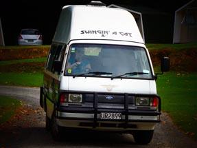 campervan driver