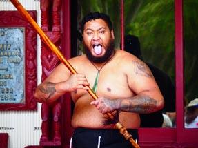 Maori Warrior Haka