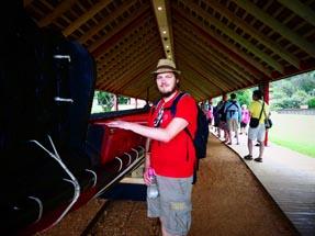 Thomas War Canoe