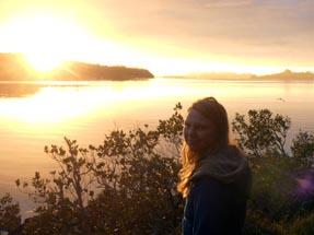 Bianca sunset