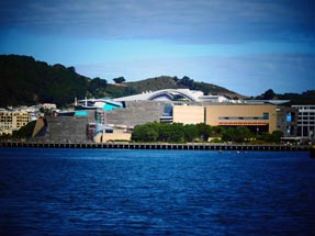View Harbour Wellington