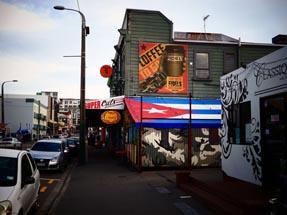 Cafe Cuba street