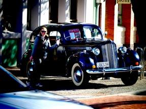 classic car Napier