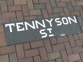 Tennyson Str Napier