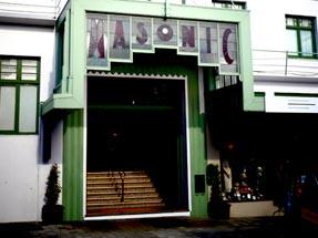 Masonic Hotel Napier