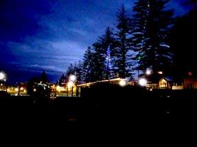 Napier seaside promenade