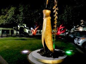 artistical sculpture Napier