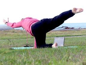 yoga session Napier