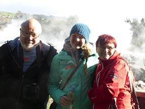 Family Brumm Rotorua