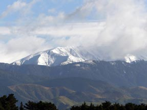 Tongariro Mountains