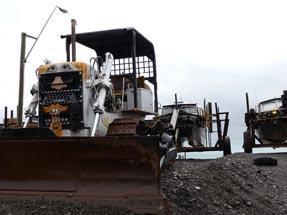 Tractors Cape Palliser