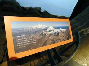 Volcano Te Papa