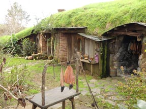 Fisherman hobbit house
