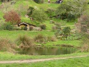Pond Hobbiton