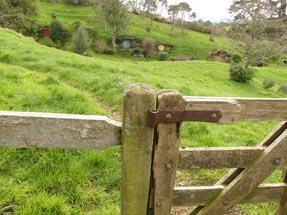Fence Hobbiton