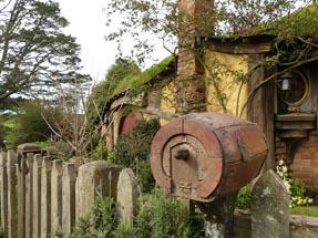 Letterbox Hobbiton