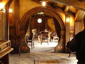 Hobbiton pub