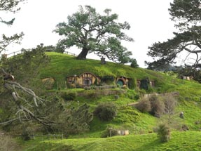 Bilbo's house far away