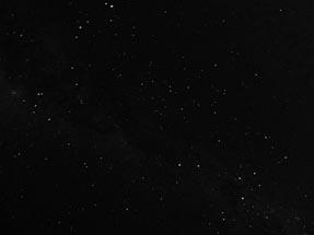 Stars night sky Coromandel