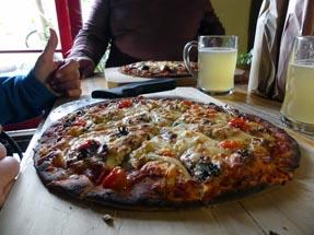 Pizza Purangi