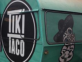 Tiki Taco street food