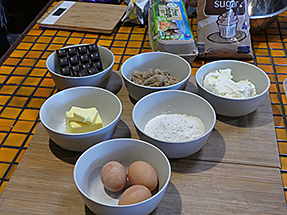 Ingredients Cream Cheese Brownies
