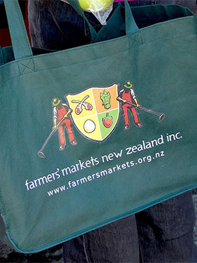 Designs on Farmers Markets