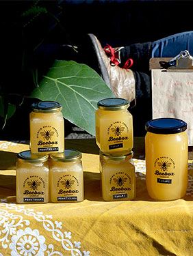 Homemade honey