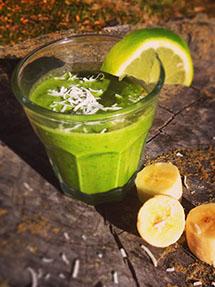 Delicious. Healthy. Green