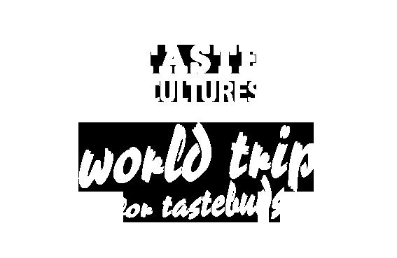 tastethecultures Logo white